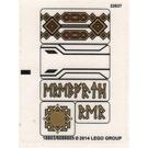 LEGO Sticker Sheet for Set 79018 (18803)