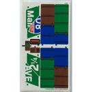 LEGO Sticker Sheet for Set 79120 (17428)