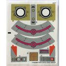 LEGO Sticker Sheet for Set 79121 (17453)