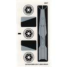 LEGO Sticker Sheet for Set 7915 (93578)