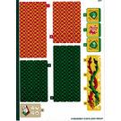 LEGO Sticker Sheet for Set 80103 (51280)