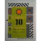 LEGO Sticker Sheet for Set 8964 (85653)