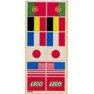 LEGO Sticker Sheet for Set 939