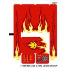 LEGO Sticker Sheet for Set 9441 (71049)