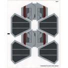 LEGO Sticker Sheet for Set 9494 (71930)
