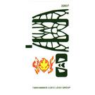LEGO Sticker Sheet for Set 9558 (75895)