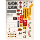 LEGO Sticker Sheet from idea book 260 (820700)