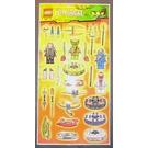 LEGO Sticker Sheet - Ninjago Competition (6012113)