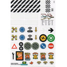 LEGO Sticker Sheet No.5 from Set 853921 (853921)