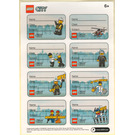 LEGO Sticker Sheets City In (4530147)