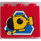 LEGO Stickered Assembly from Set 6560