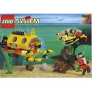 LEGO Sting Ray Explorer Set 6442