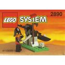 LEGO Stone Bomber Set 2890