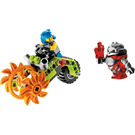 LEGO Stone Chopper Set 8956