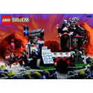 LEGO Stone Tower Bridge Set 6089 Instructions