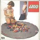 LEGO Storage Cloth Set 789-1