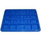 LEGO Storage Tray Blue (758)