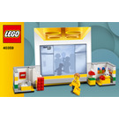 LEGO Store Picture Frame Set 40359 Instructions