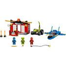 LEGO Storm Fighter Battle Set 71703