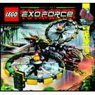 LEGO Storm Lasher Set 8117 Instructions