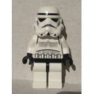 LEGO Stormtrooper (Black Head, Dotted Mouthpiece Pattern) Minifigure