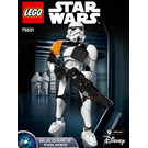 LEGO Stormtrooper Commander Set 75531 Instructions