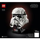 LEGO Stormtrooper Helmet Set 75276 Instructions