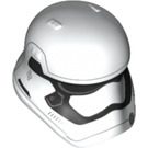 LEGO Stormtrooper Helmet with Rounded Mouth (23911)