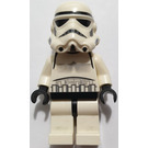LEGO Stormtrooper with Flesh Head Minifigure