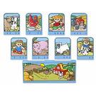LEGO Story Builder - Farmyard Fun Set 4341