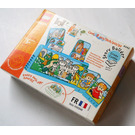 LEGO Storybuilder - Crazy Castle Set 4342 Packaging