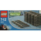 LEGO Straight Rails Set 4515