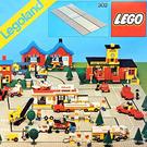 LEGO Straight Road Plates (without crosswalk) Set 302-1