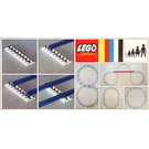 LEGO Straight Track Set 150