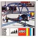 LEGO Straight Track Set 150 Instructions