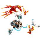 LEGO Strainor vs Flinx Set 5004460