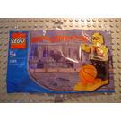 LEGO Street Basket Set 3390