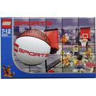 LEGO Street Basketball set with Spalding mini-basketball 65221