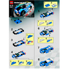 LEGO Street Chase Set 6111 Instructions