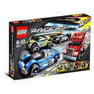 LEGO Street Chase Set 6111 Packaging