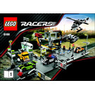 LEGO Street Extreme Set 8186 Instructions