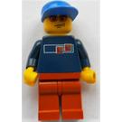 LEGO Street Hockey Player from Set 3579 Minifigure