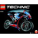 LEGO Street Motorcycle Set 42036 Instructions