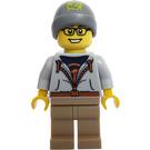 LEGO Street Skater Minifigure