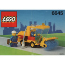 LEGO Street Sweeper Set 6645