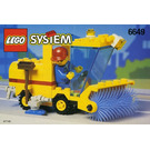 LEGO Street Sweeper Set 6649