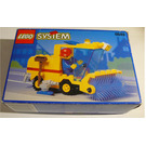 LEGO Street Sweeper Set 6649 Packaging