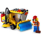 LEGO Street Sweeper Set 7242