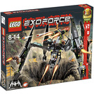LEGO Striking Venom Set 7707 Packaging