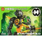 LEGO Stringer 3.0 Set 2183 Instructions